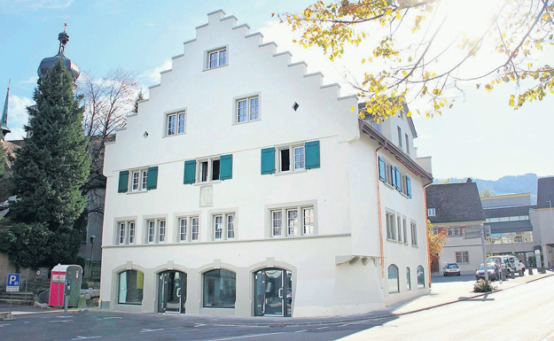 Treppenhaus rorschach rojinegro for Bilder fa r treppenhaus